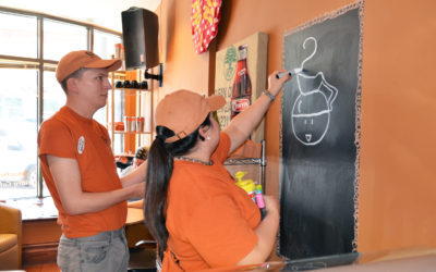 Mean Mug Soars with New Student Intern Program