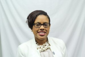Director of Alumni Relations at Livingstone College