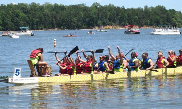 Rowan County – Dragon Boat Race July 27, 2019