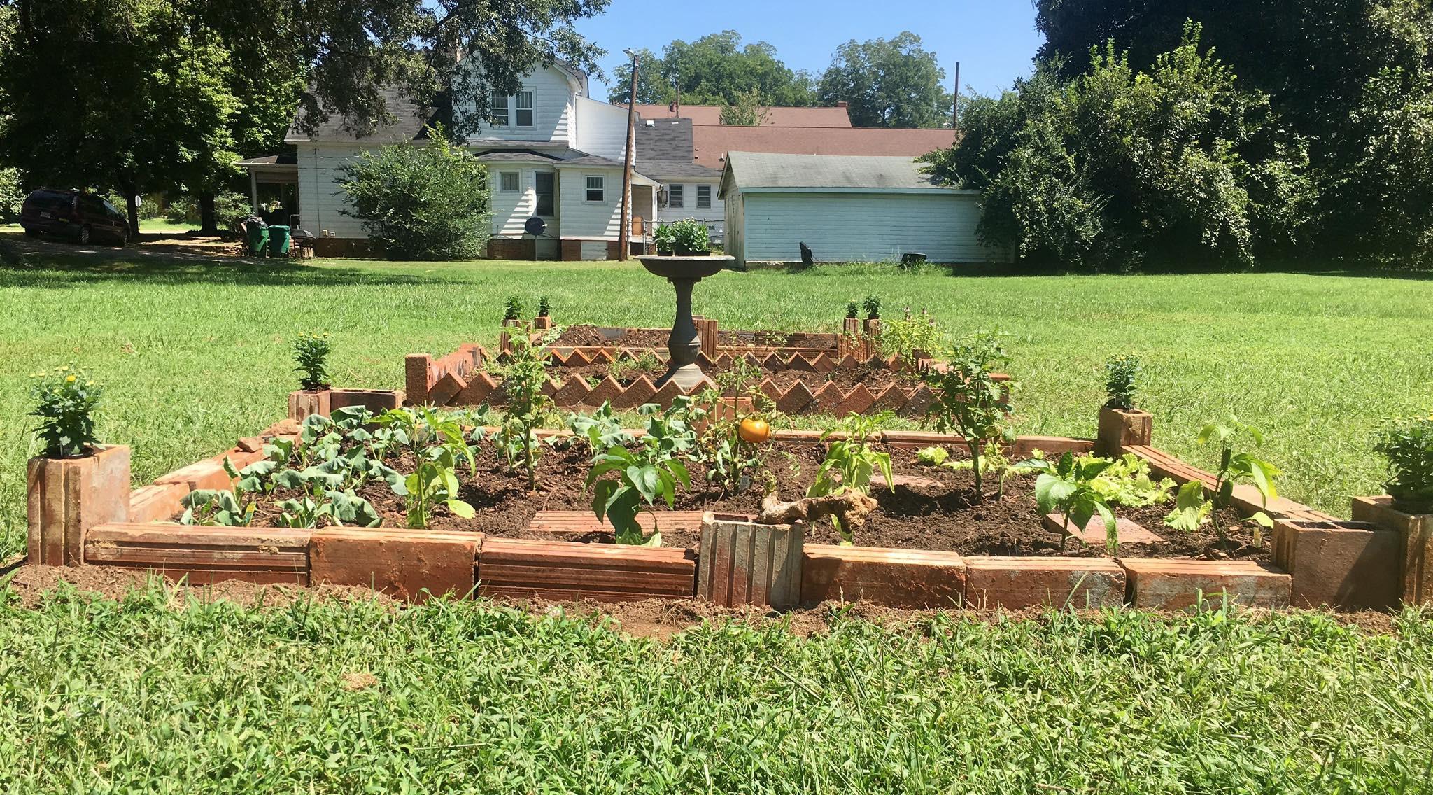 Town of East Spencer Community Garden
