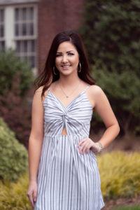 Sarah Horne, senior at Catawba College