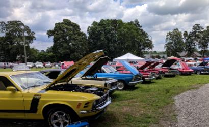 Fun Fest Car Show