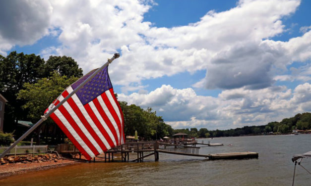 Celebrate July 4th on High Rock Lake