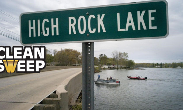 High Rock Lake Clean Sweep – An Effort to Protect A Natural Habitat