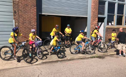 The Pedal Factory's Summer Bike Camp