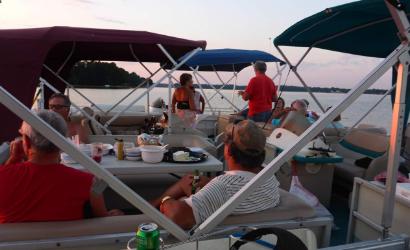 High Rock Lake Bi-Monthly Floatilla