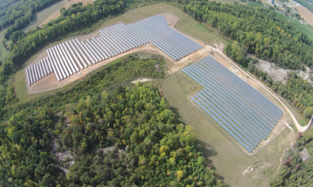 Rowan County Using Solar Energy For a Brighter Future