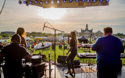 A Year of Music in Rowan County