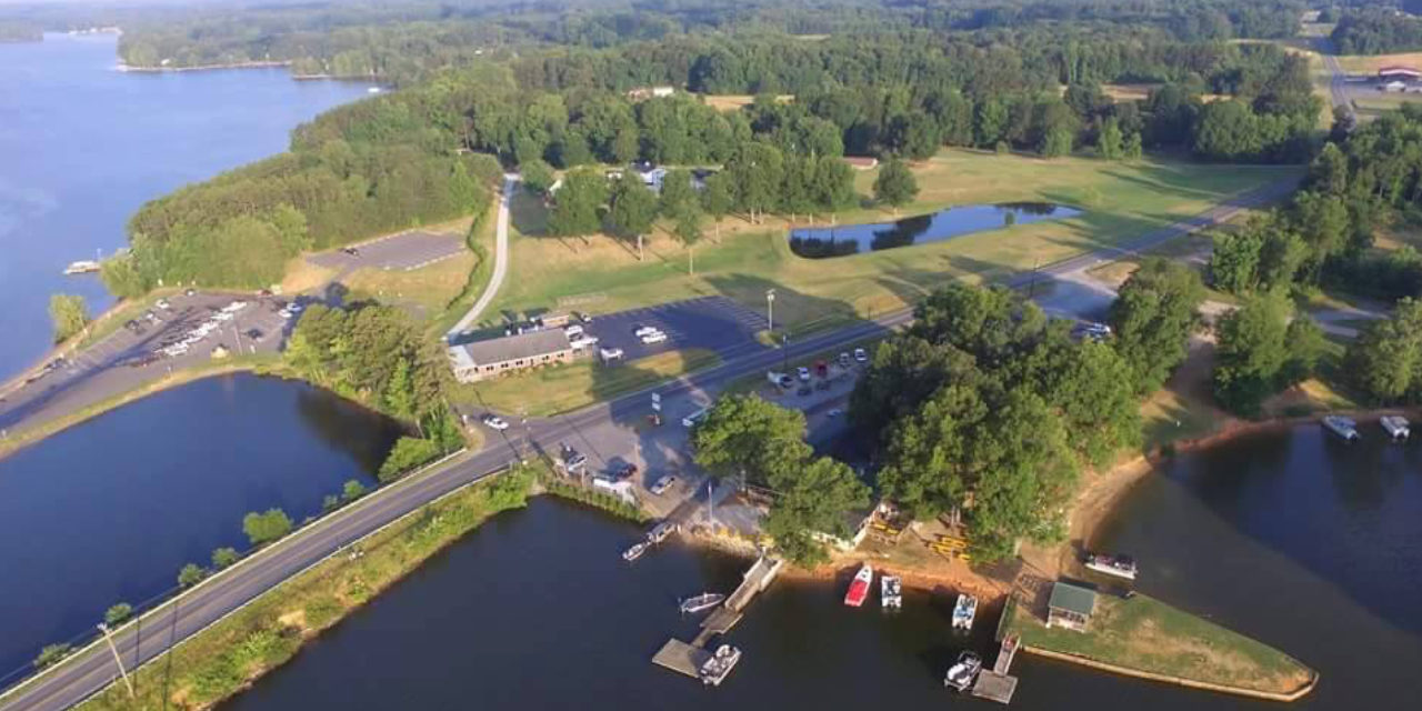 Tamarac Marina & Campground – Your One Stop Shop For A Day on High Rock Lake