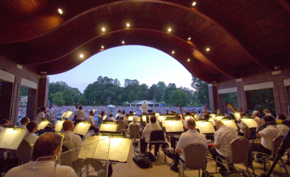 Charlotte Symphony at Village Park in Kannapolis