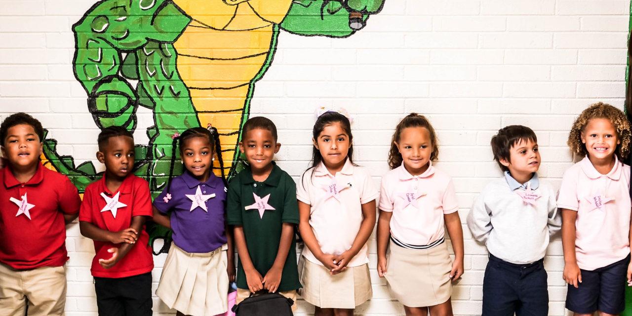 First Dual-Language School in Rowan County