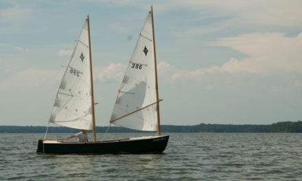 Sail Away on High Rock Lake