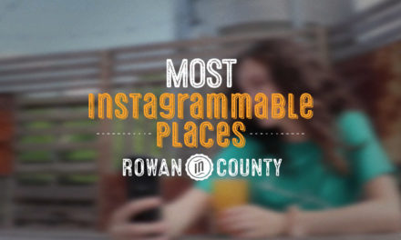 Most Instagrammable Places in Rowan County (NC)
