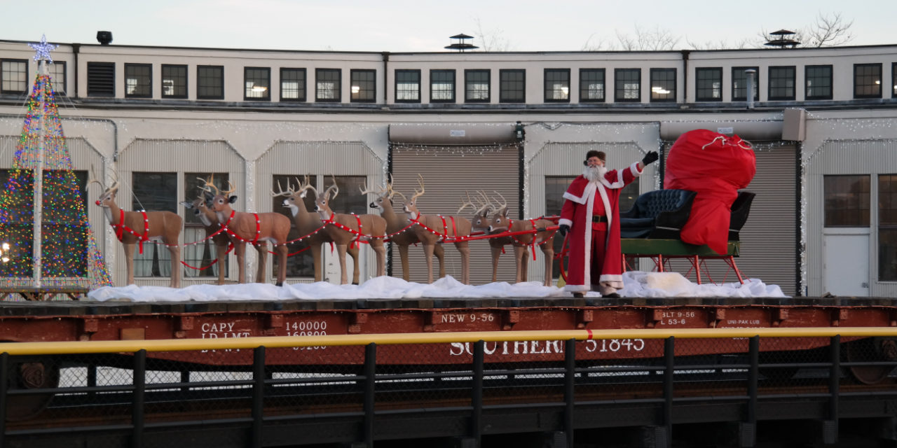 The Polar Express Brings Joy to Thousands