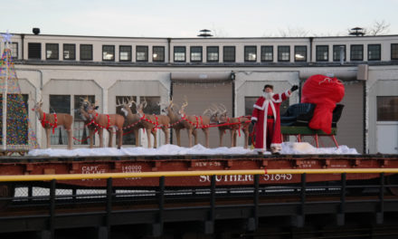 The Polar Express Brings Joy to Thousands