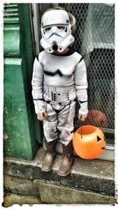 Kids Storm Trooper Costume