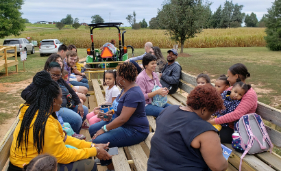 Fall Fun on the Farm at Patterson Farm Market & Tours