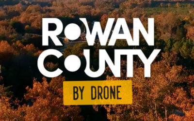 Rowan County, NC by Drone