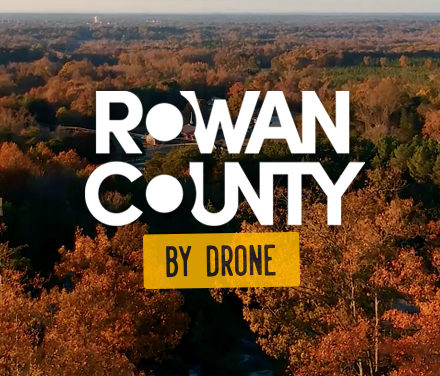 Rowan County, NC by Drone