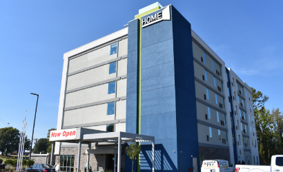 Home2 Suites located on Jake Alexander Blvd. in Salisbury