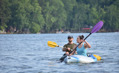 Rowan County residents getting active on High Rock Lake