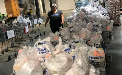 Rowan Helping Ministries' Food For Thought