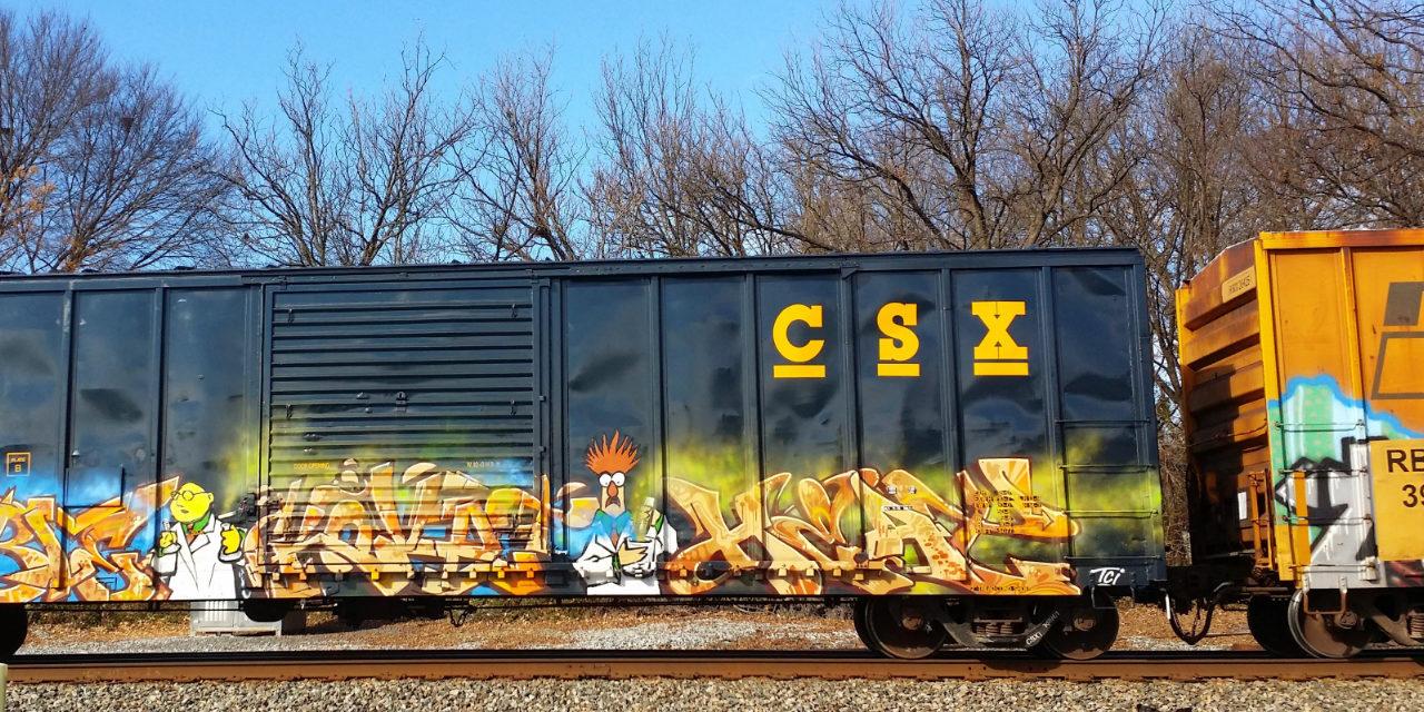 When Railway Towns Embrace Street Art