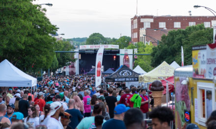 Bigger and Better Each Year: The 4th Annual Cheerwine Festival Family-Friendly Fun