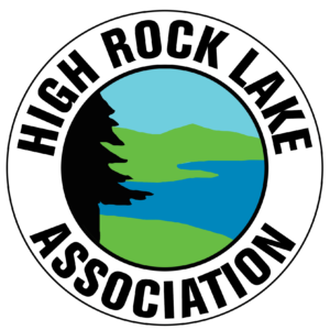 logo for the High Rock Lake Association