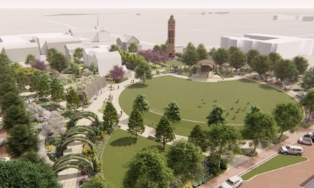 The Bell Tower Green: History