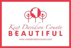 logo for Keep Davidson County Beautiful