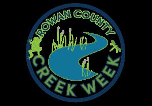 logo for Rowan County Creek Week