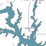 High Rock Lake – Too Much Rain Lately