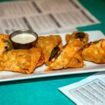 Waters Edge Pontoon Poppers appetizers