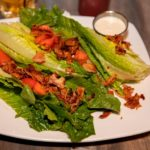 Water Edge salad