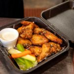 Waters Edge wings to go
