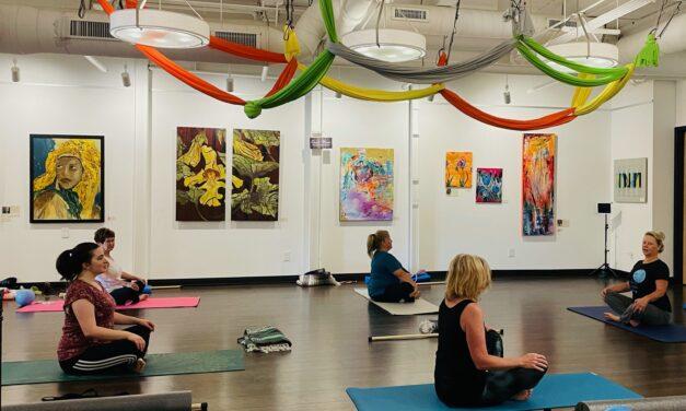 It's a Yoga Peace of Mind in Rowan County