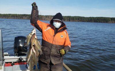 Nature and Biology Make High Rock a Fishing Destination